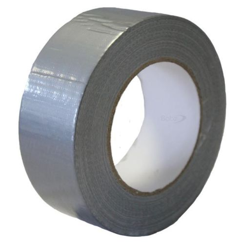 6x 50m SILVER DUCT - GAFFER Tape 48mm 2""