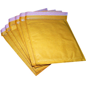 500x Gold Padded Envelopes Gold 220x320mm JL-3 /F